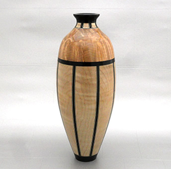 woodvase